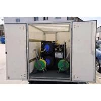 Aquafactors Trailer Systems - 1200 Litre Trailer System