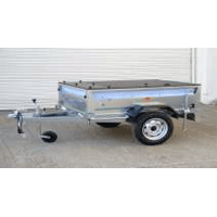 Aquafactors Trailer Systems - 400 Litre Trailer System