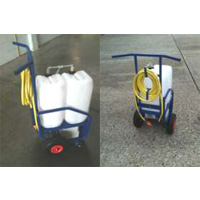 Aquafactors Trolley Systems - Portable 50L Trolley System