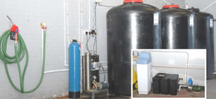 Static Water Making Systems